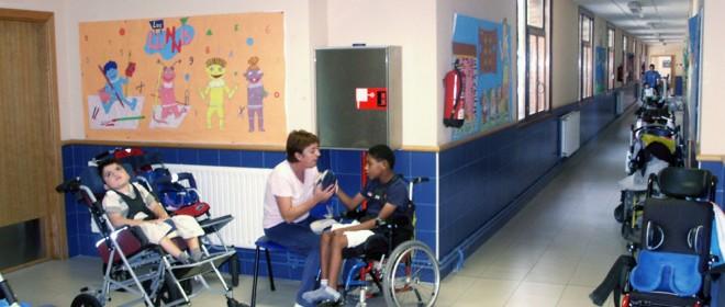 Servicio de atención a personas con parálisis cerebral y familias