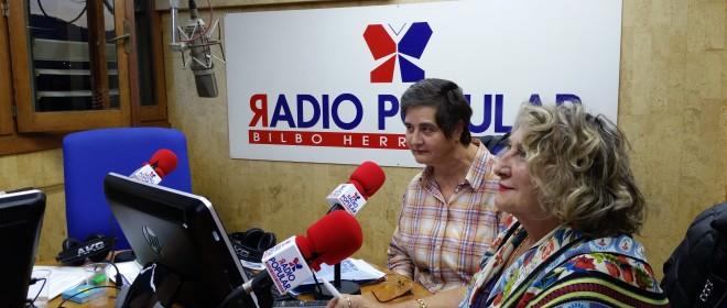 Aspace Bizkaia en Es Posible de Radio Popular