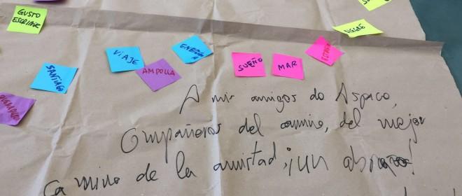 Visita de Fernando Morillo al Club de Lectura Fácil