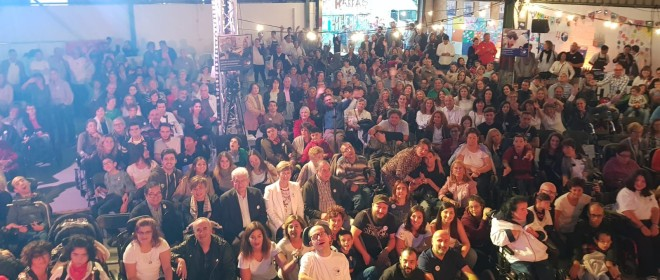 Celebración del 40º aniversario de Aspace Bizkaia