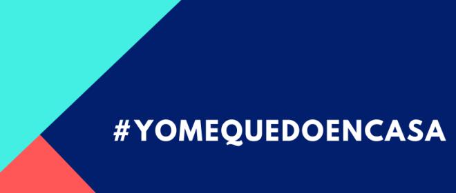 Nueva categoría en la web #yomequedoencasa