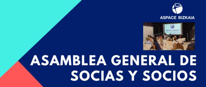 Celebramos la Asamblea General de Socias y Socios