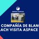 La compañía de teatro de Blanca Marsillach visita Aspace Bizkaia