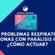 Charla: «Problemas respiratorios en las personas con parálisis cerebral ¿cómo actuar?