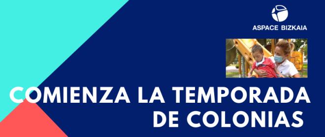 Comienza la temporada de colonias en Aspace Bizkaia