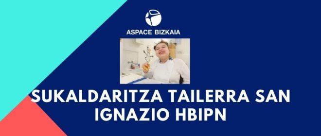Sukaldaritza tailerra San Ignazio HBIPn
