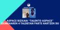 """Aspace Bizkaiak """"Talento Aspace"""" ekimenaren 4 taldetan parte hartzen du"""