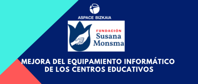Mejora del equipamiento informático de los centros educativos